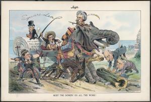 Theodore Roosevelt, 26th American President, and the Railroad Bill by Eugene Zimmerman