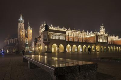 Cracow City Centre, Poland, Europe by Eunika