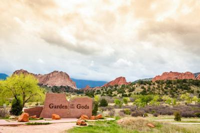 Garden of the Gods, Colorado, Usa by Eunika