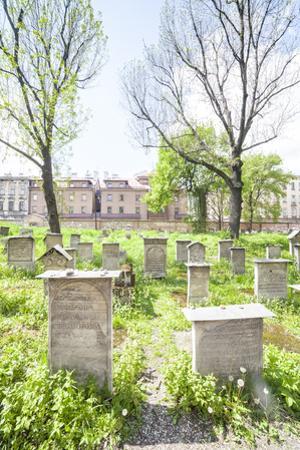 Jewish District in Krakow Kazimierz, Poland by Eunika