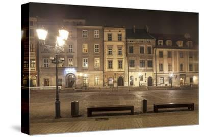 Krakow: Small Market Squarek near Main Market Square by Eunika