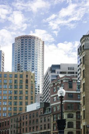 Skyscrapers in Boston by Eunika
