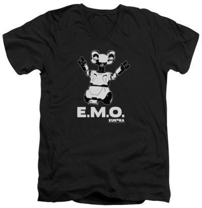 Eureka - Emo V-Neck