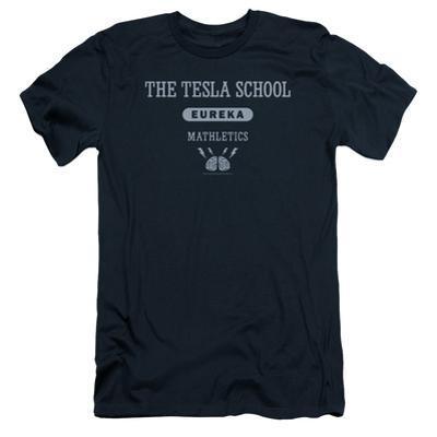 Eureka - Tesla School (slim fit)