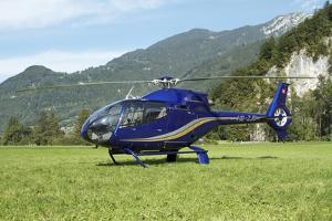 Eurocopter Ec130 Light Utility Helicopter
