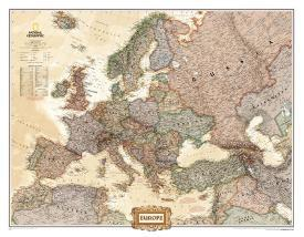 Affordable Maps Of Europe Posters For Sale At Allposters Com