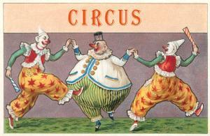 European Circus Clowns