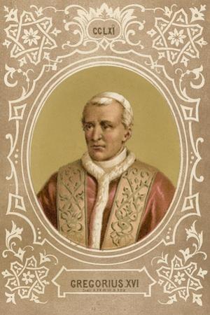 Gregorius XVI by European School