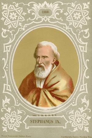 Stephanus IX by European School