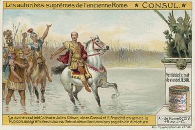 The Consul, Julius Caesar by European School