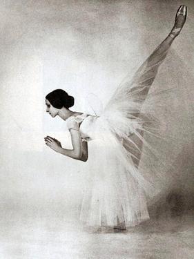 Eva Evdokimova, American Dancer from Bulgarian Origins, Danced with Rudolfnoureev During 15 Years