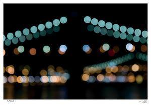 Brooklyn Bridge No 10 by Eva Mueller