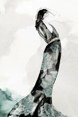 Blossomy Fashion III by Eva Watts