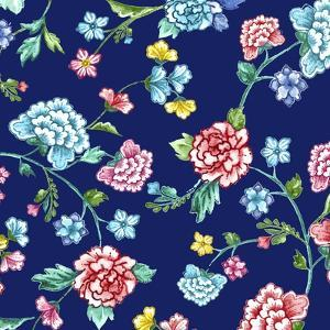 Floral Ornate by Eva Watts