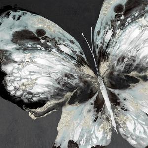 Glowing Butterfly by Eva Watts