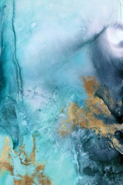 Gold Under the Sea I by Eva Watts