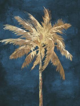 Golden Night Palm by Eva Watts