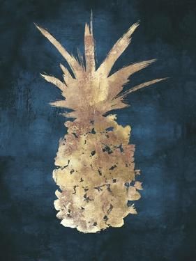 Golden Night Pineapple by Eva Watts