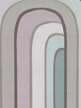 Rainbow Archway II by Eva Watts