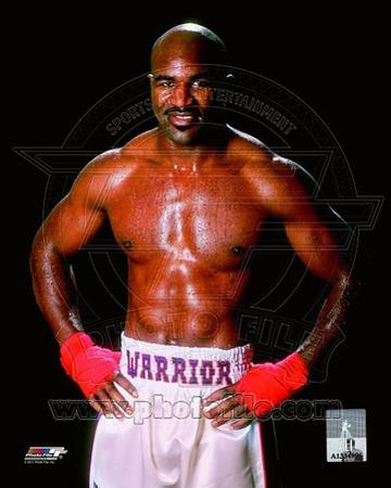 Evander Holyfield Photo