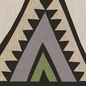 Global Geometric Print 3 by Evangeline Taylor
