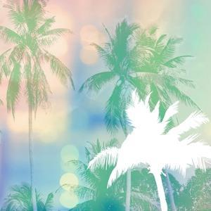 Soft Palm Trees by Evangeline Taylor