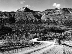 Alaska Highway by Evans