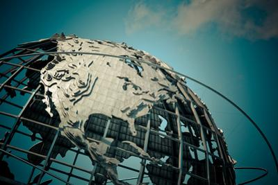 1964 New York World's Unisphere by EvanTravels