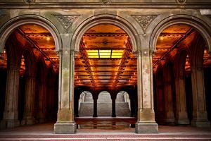 Central Park Archway by EvanTravels