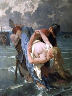 Normandy Pirates, C1842-1896 by Evariste Vital Luminais