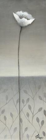 Fleur Blanc I by Eve