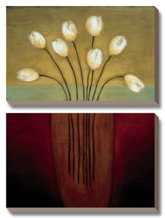 Tulips Aplenty I by Eve