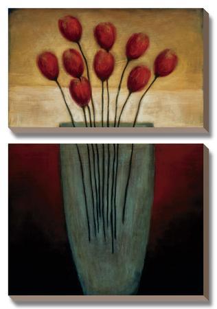 Tulips Aplenty II by Eve