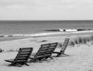 Seaside Seating by Eve Turek