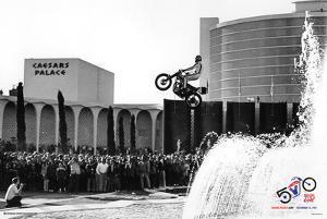 Evel Knievel- Caesars Palace Jump 50Th Anniversary