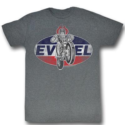 Evel Knievel - Logo2