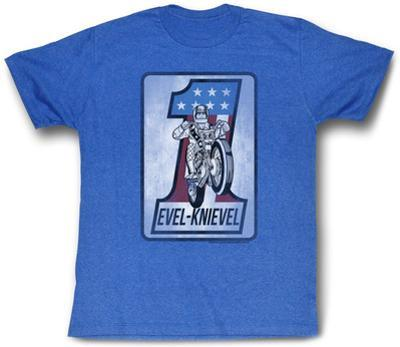 Evel Knievel - One Square