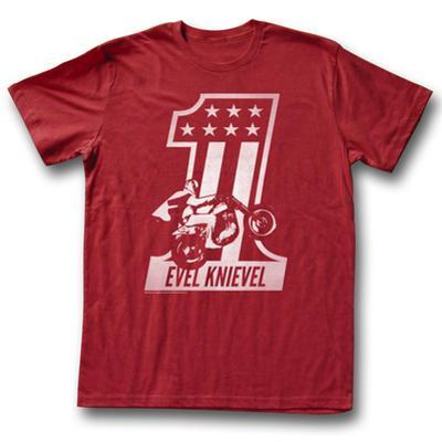 Evel Knievel - Red One