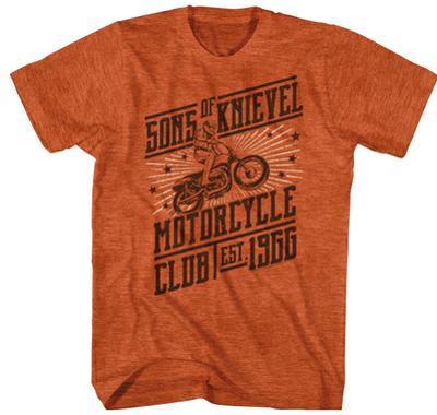 Evel Knievel- Sons Of Knivel Moto Club
