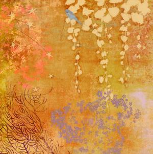 Ginger Fall III by Evelia Designs
