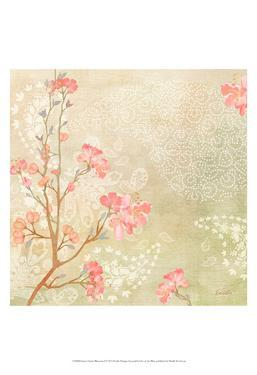 Sweet Cherry Blossoms I by Evelia Designs