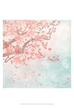 Sweet Cherry Blossoms III by Evelia Designs