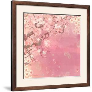 Tokyo Cherry II by Evelia Designs