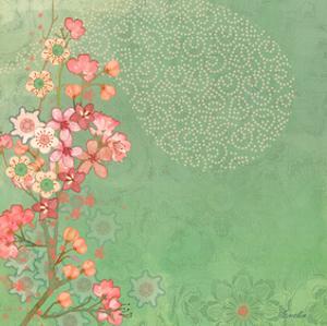 Tokyo Cherry III by Evelia Designs