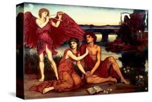 Love's Passing by Evelyn De Morgan