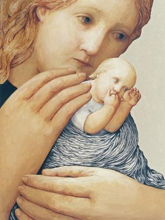 Mother and Child 2, 1998 by Evelyn Williams