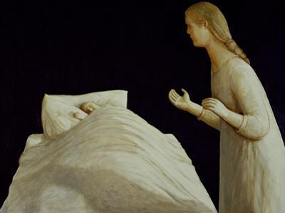 Sleeping Child, 1994 by Evelyn Williams