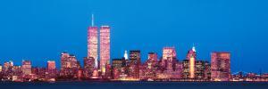 Evening Lower Manhattan New York, NY