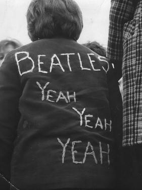 Yeah Yeah Yeah by Evening Standard