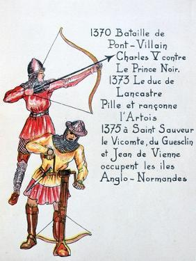 Events of the The Hundred Years War